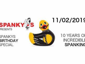 Spanky's Go-Go Bar - 10th Birthday Party