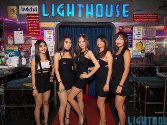 Lighthouse Gogo Bar in Soi Cowboy