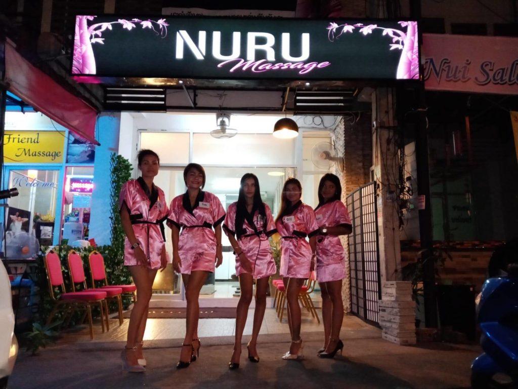 Nuru massage thailand